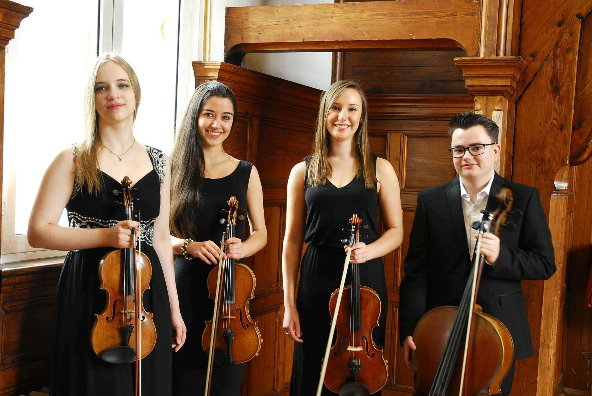 Inspired Music Dolina String Quartet Inspired Music