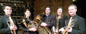 Brass Quintet London, Brass Quintet Manchester, Inspired Brass, Inspired Brass Quintet, Chester Cathedral, Live music, wedding music, brass band, north west brass, classical brass, Joel Cooper